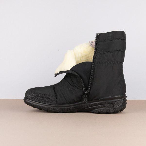 Напівчобітки Rieker Z7082-00 Black #4
