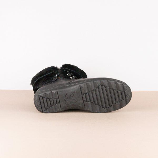 Черевики зимові Caprice 9-26150-022 Black Nappa #6