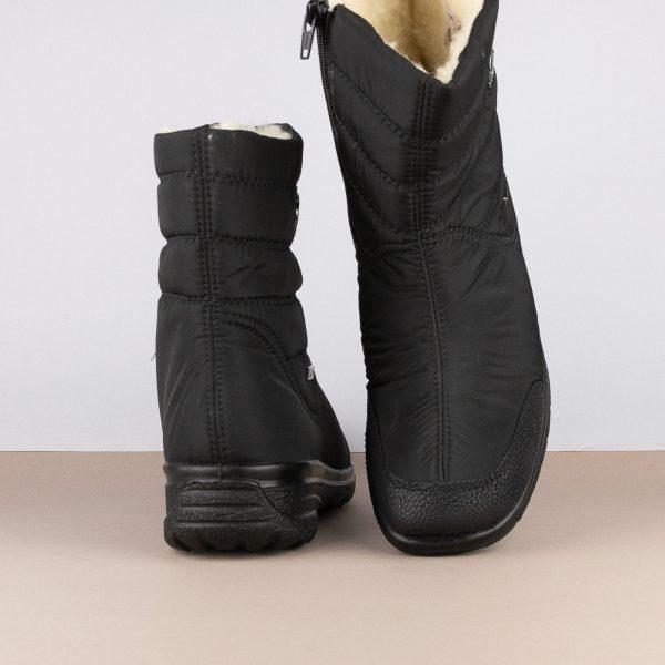Напівчобітки Rieker Z7082-00 Black #6
