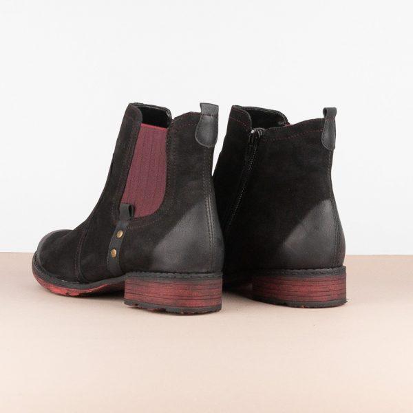 Черевики челсі Remonte D4365-02 Black #2