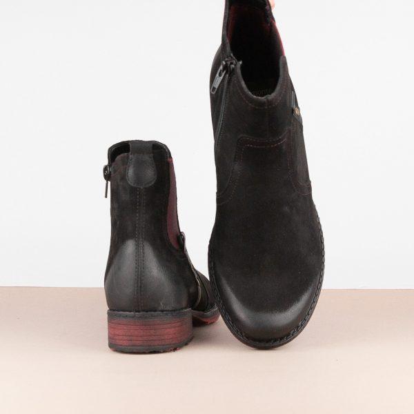 Черевики челсі Remonte D4365-02 Black #6