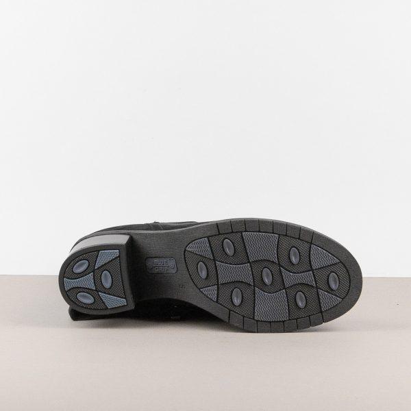 Чоботи Caprice 9-26508-008 Black Nubuc #6