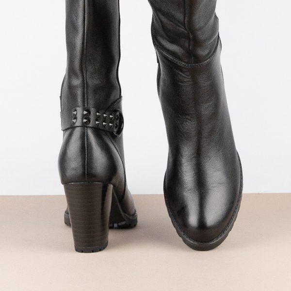 Чоботи Caprice 9-25612-022 Black Nappa #7