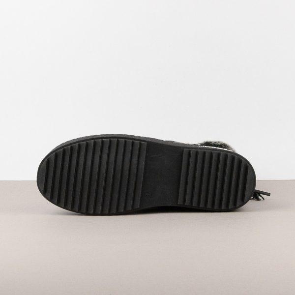 Черевики Caprice 9-26466-022 Black Nappa #5