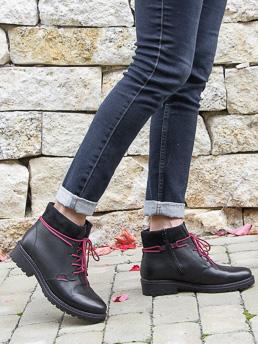 Ботинки Remonte R6571-01-0