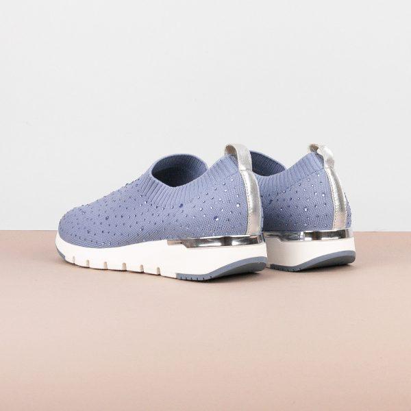 Кросівки Caprice 9-24702-832 Jeans Knit #3