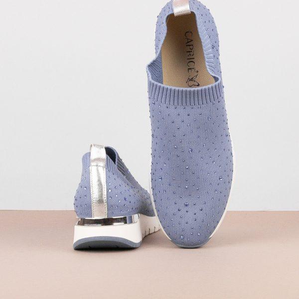Кросівки Caprice 9-24702-832 Jeans Knit #7