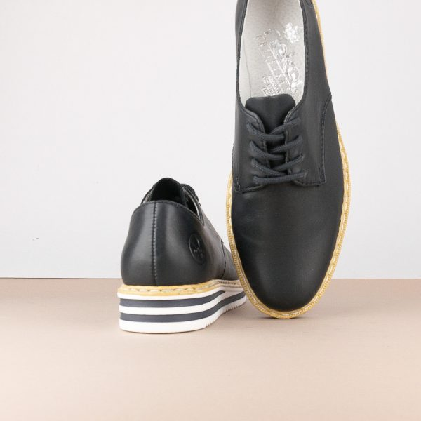 Туфлі Rieker N0210-14 blue #6