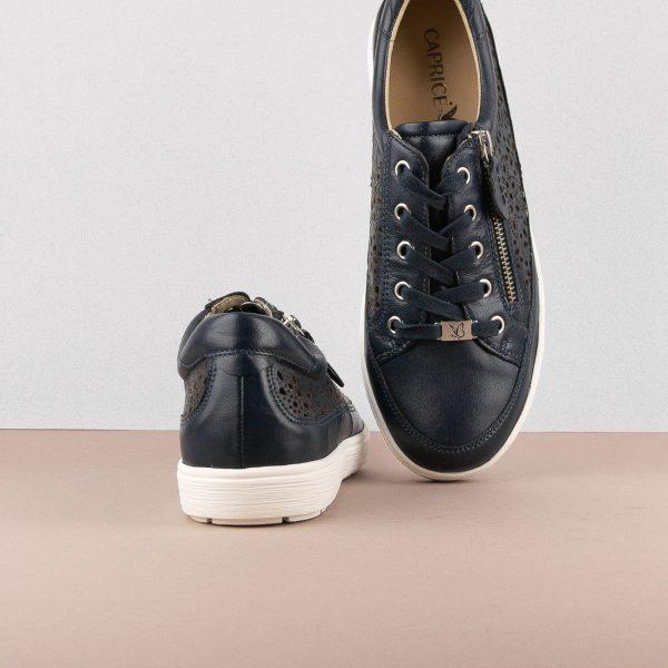 Кросівки Caprice 9-23550-855 Ocean Nappa #7
