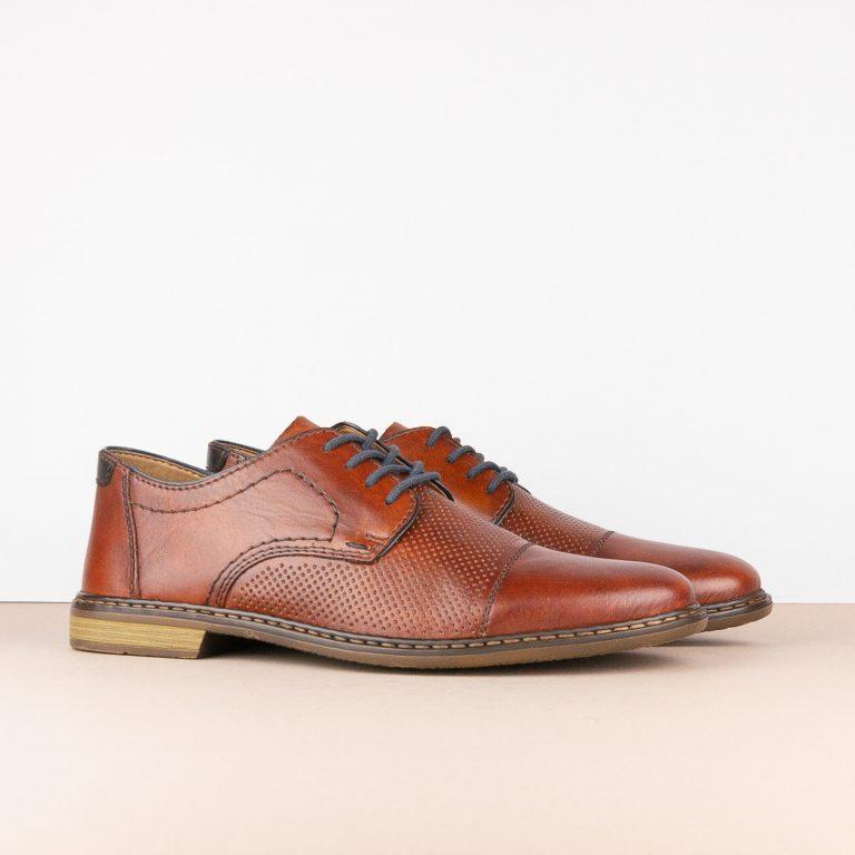 Туфлі Rieker 13428-24 Brown #1