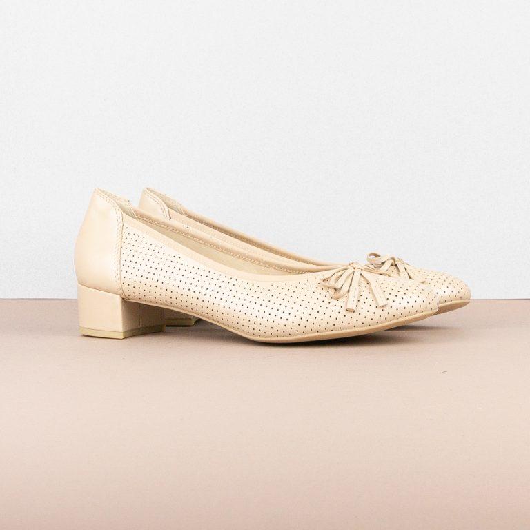 Туфлі Caprice 9-22303-433 Beige Perlato #1