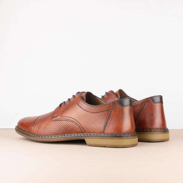 Туфлі Rieker 13428-24 Brown #2