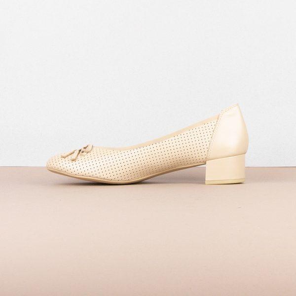 Туфлі Caprice 9-22303-433 Beige Perlato #4