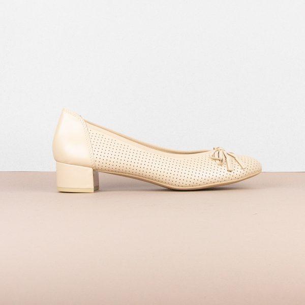 Туфлі Caprice 9-22303-433 Beige Perlato #3