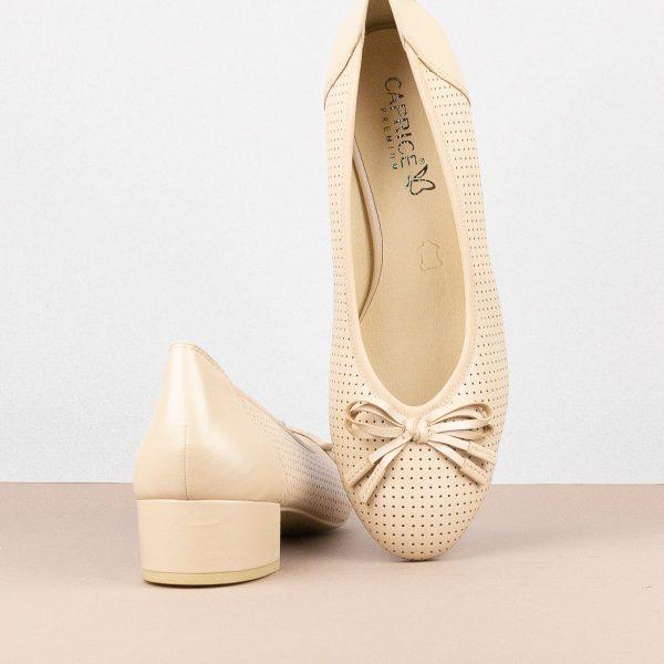 Туфлі Caprice 9-22303-433 Beige Perlato #6