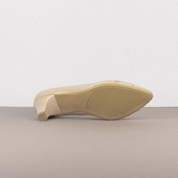 Туфлі Caprice 9-22406-431 Beige Softnap #5