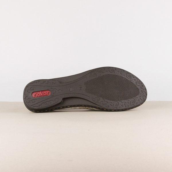 Жіночі туфлі Rieker 48456-80 White #5