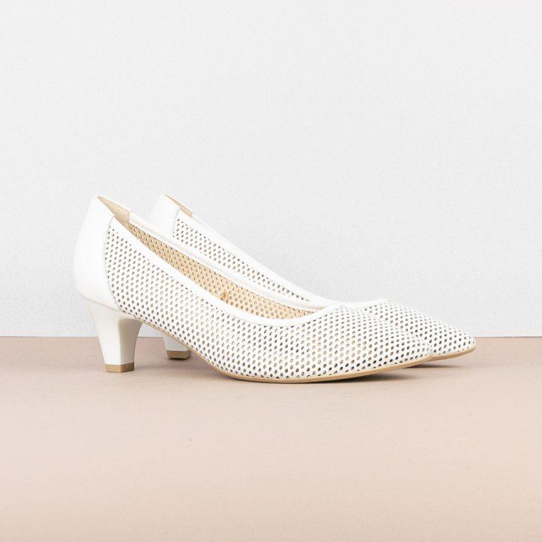Туфлі Caprice 9-22510-102 White Nappa #1