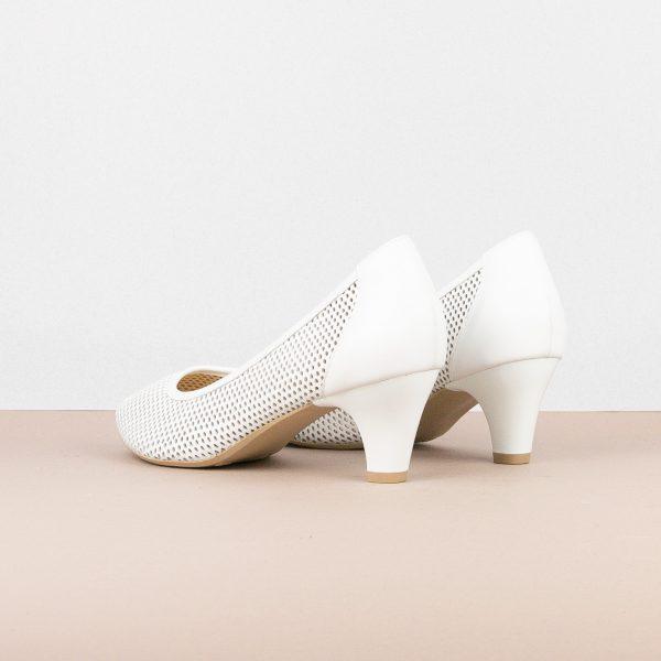 Туфлі Caprice 9-22510-102 White Nappa #2