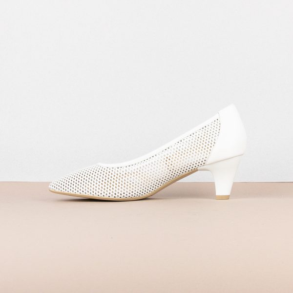 Туфлі Caprice 9-22510-102 White Nappa #4
