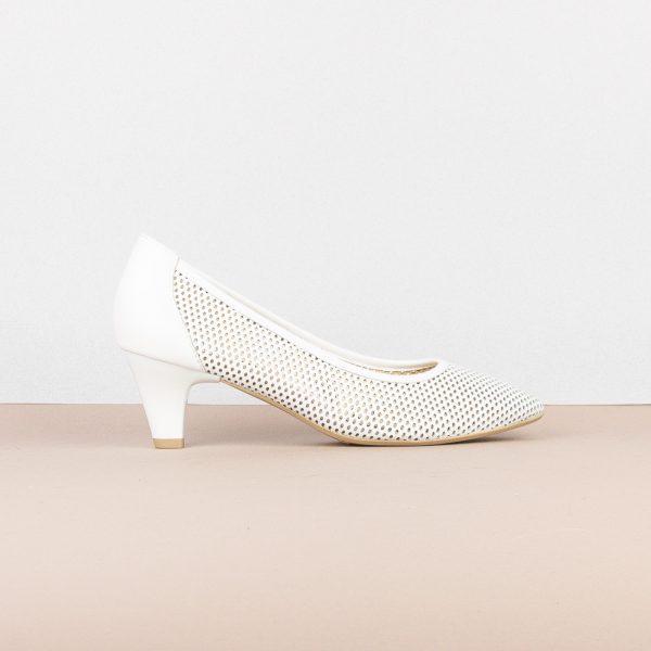 Туфлі Caprice 9-22510-102 White Nappa #3