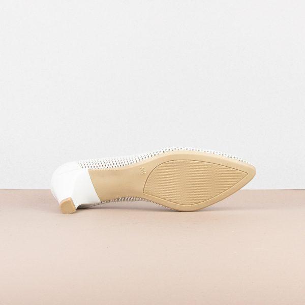 Туфлі Caprice 9-22510-102 White Nappa #5