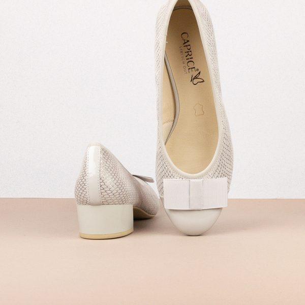 Туфлі Caprice 9-22307-208 Grey Comb #6