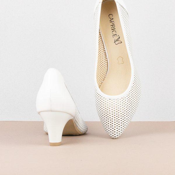 Туфлі Caprice 9-22510-102 White Nappa #6