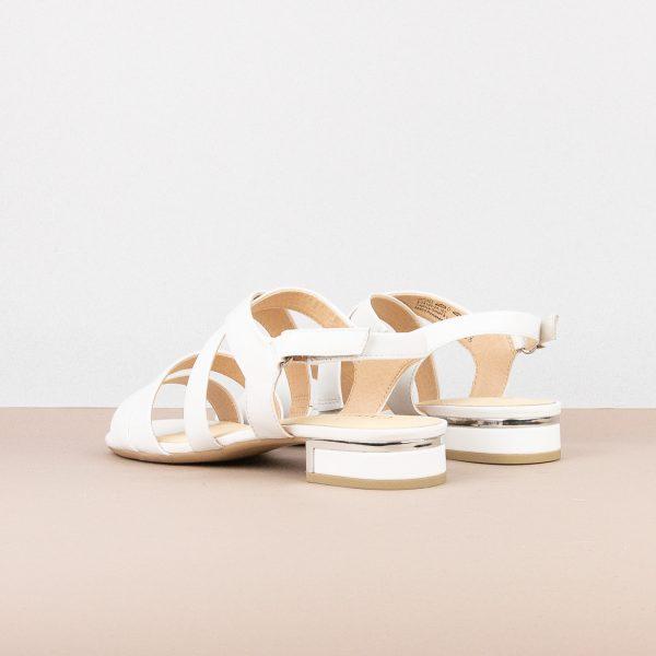 Сандалі Caprice 9-28100-102 White Nappa #2