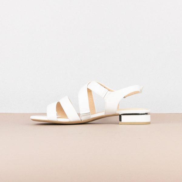 Сандалі Caprice 9-28100-102 White Nappa #4