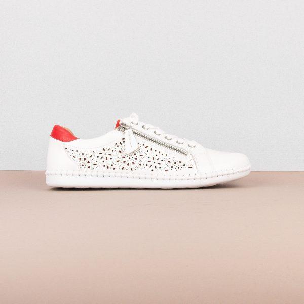 Снікерси Caprice 9-23653-151 White/Red #3