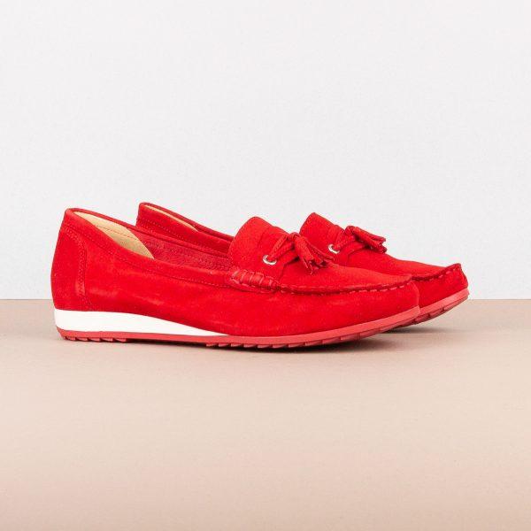 Мокасини Caprice 9-24250-524 Red Suede #2
