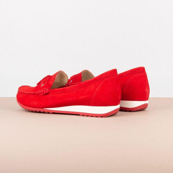 Мокасини Caprice 9-24250-524 Red Suede #3