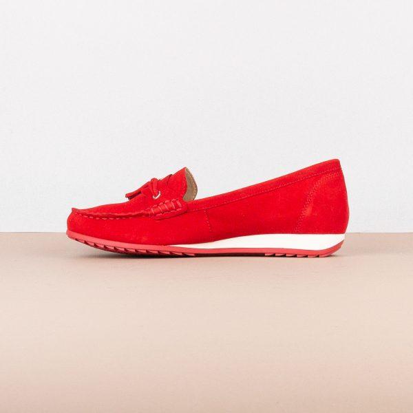 Мокасини Caprice 9-24250-524 Red Suede #5