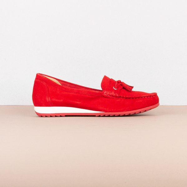 Мокасини Caprice 9-24250-524 Red Suede #4
