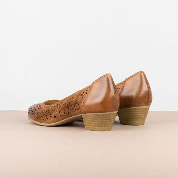 Туфлі Caprice 9-22504-327 Nut Nappa #2