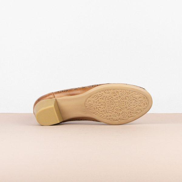 Туфлі Caprice 9-22504-327 Nut Nappa #5