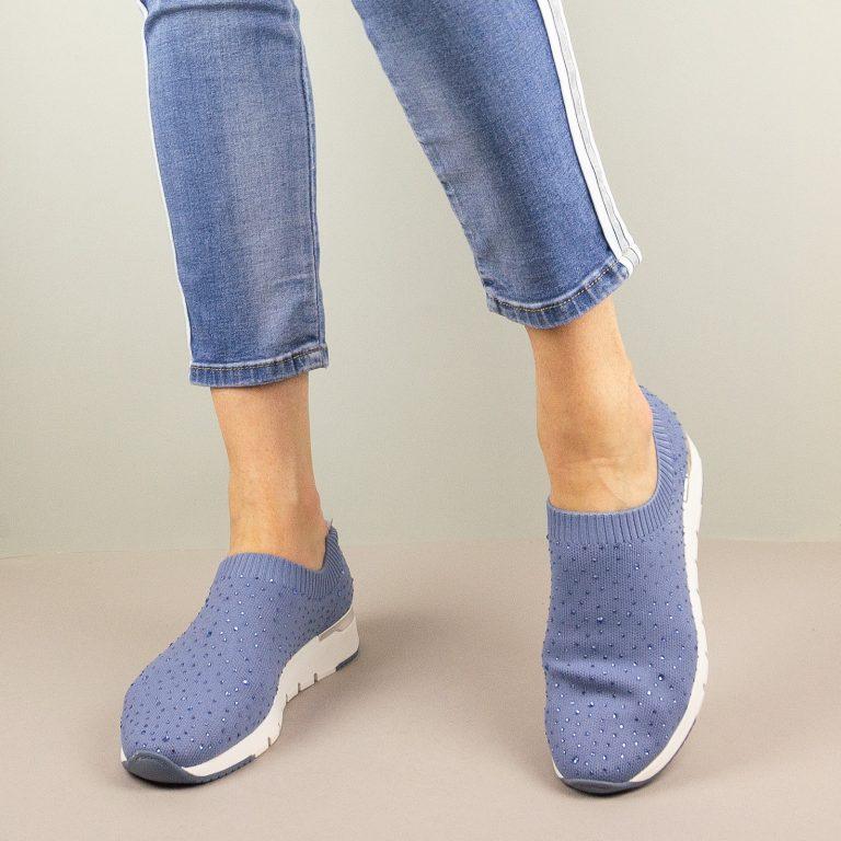 Кросівки Caprice 9-24702-832 Jeans Knit #1