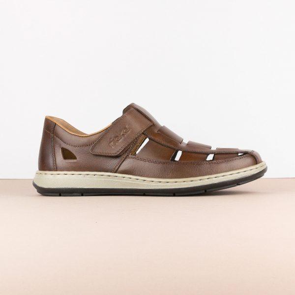 Чоловічі сандалі Rieker 17387-25 brown #3