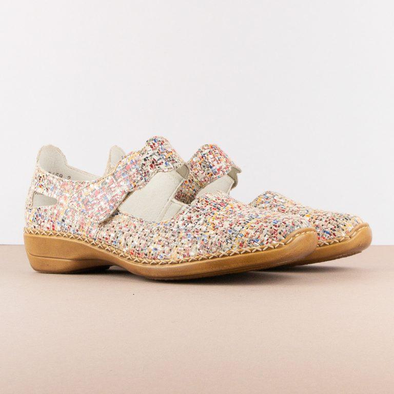 Туфлі Rieker 413J2-60 #1