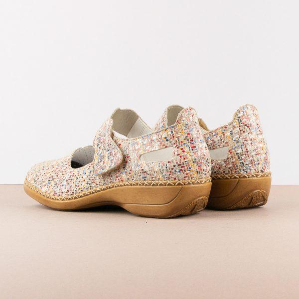 Туфлі Rieker 413J2-60 #2