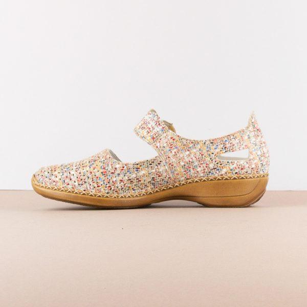 Туфлі Rieker 413J2-60 #4