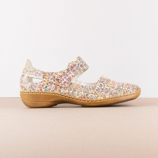 Туфлі Rieker 413J2-60 #3