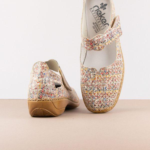 Туфлі Rieker 413J2-60 #6
