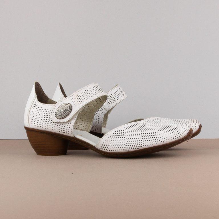 Туфлі Rieker 43767-80 White #1