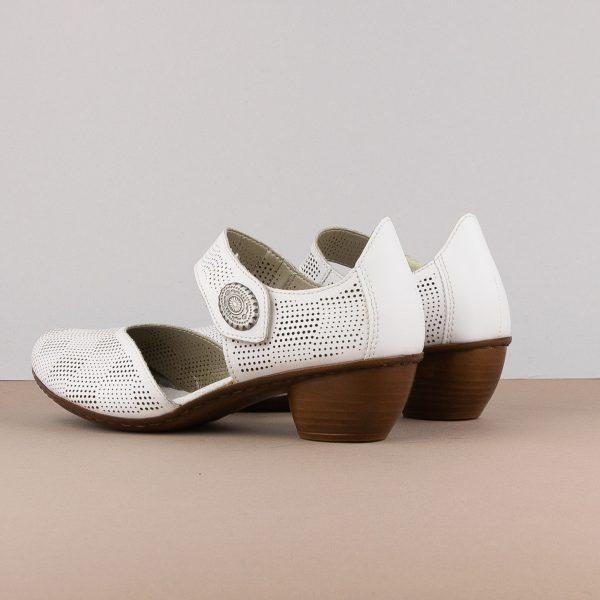 Туфлі Rieker 43767-80 White #2