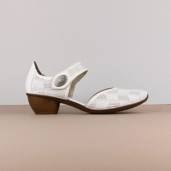 Туфлі Rieker 43767-80 White #3