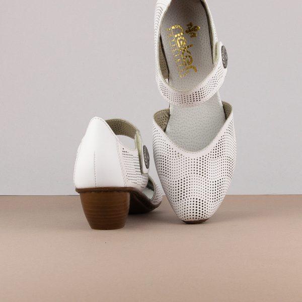 Туфлі Rieker 43767-80 White #6