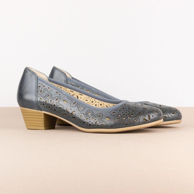 Туфлі Caprice 9-22504-888 Jeans Nappa #1