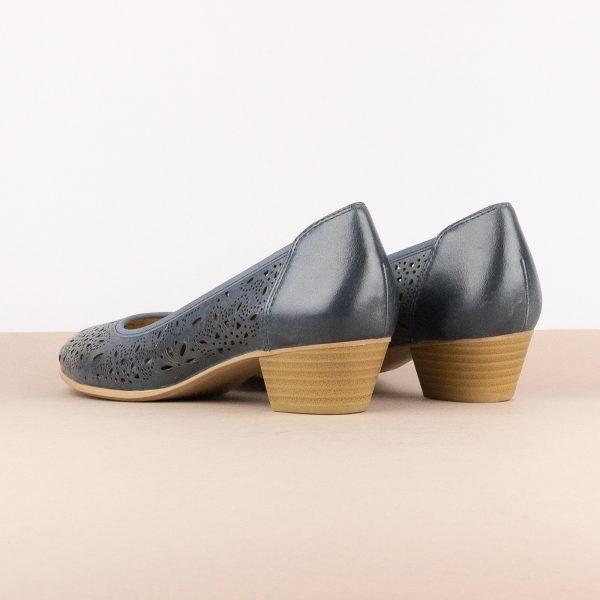 Туфлі Caprice 9-22504-888 Jeans Nappa #2